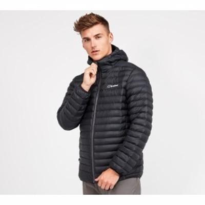 バーグハウス Berghaus メンズ ダウン・中綿ジャケット フード アウター vaskye hooded puffer jacket