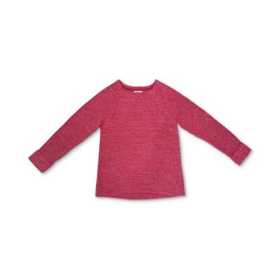 スタイルアンドコー ニット&セーター アウター レディース Pointelle Sweater, in Regular & Petite Candy Pop Combo