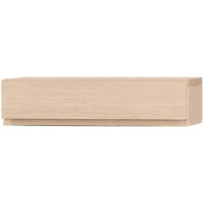 小島工芸 オープンシェルフ チェリーナチュラル サイズ:W485×D276×H120mm オプション引出 105アコード チェリーナチュラル 2371