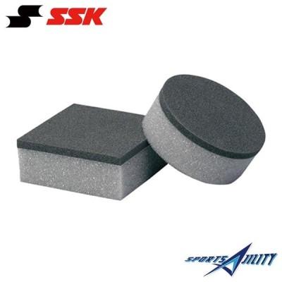 野球 一般用 グローブ メンテナンス用品 【エスエスケイ/SSK】 仕上げ用スポンジ (MG103)