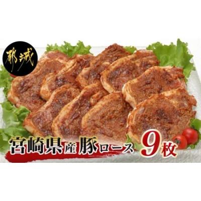 豚ロース手作り味噌漬け100g×9枚_AA-2504