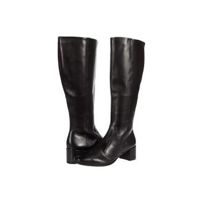 エコー Shape 35 Squared Tall Boot レディース ブーツ Black