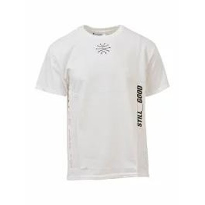 Still Good メンズトップス Still Good White Crewneck T-shirt White