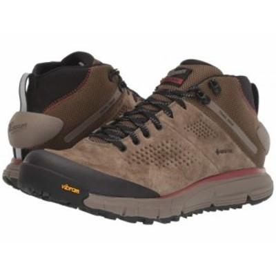 Danner ダナー メンズ 男性用 シューズ 靴 ブーツ ハイキング トレッキング 4 Trail 2650 Mid GTX Dusty Olive【送料無料】