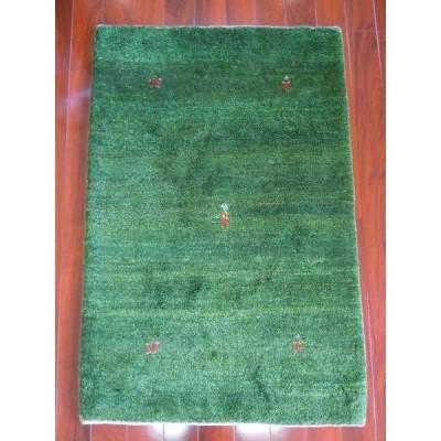 玄関マット/ギャッベ/ギャッベ/イラン製シラーズ産/手織り草木染め/ G-953