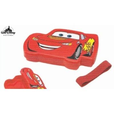 【ピクサーキャラクター】ダイカットランチボックス【カーズ】【Cars】【ライトニングマックィーン】【ディズニー】【Disney】【映画】【