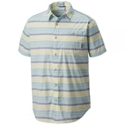 コロンビア Columbia メンズ トップス Boulder Ridge Shirt Zest Stripe