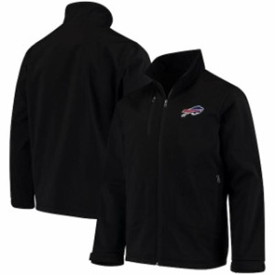 Hands High ハンズ ハイ スポーツ用品  Hands High Buffalo Bills Black Strong Side Soft Shell Jacket