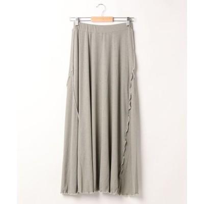スカート メロー切り替えスカート