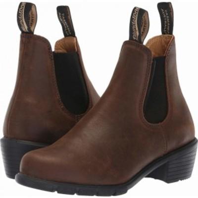 ブランドストーン Blundstone レディース ブーツ シューズ・靴 BL1673 Antique Brown