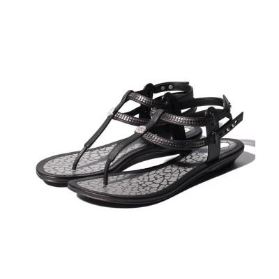 【シューズラウンジ】  GD35260 レディース ブラック 23.0 cm shoes lounge