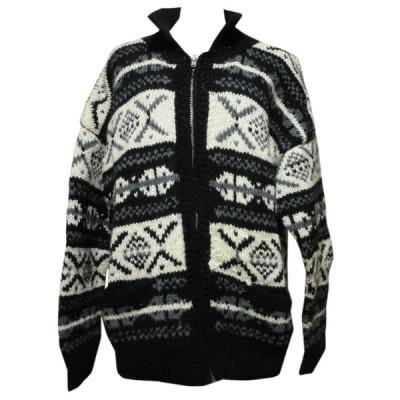 男女兼用 ネパール手編みウールジャケット16