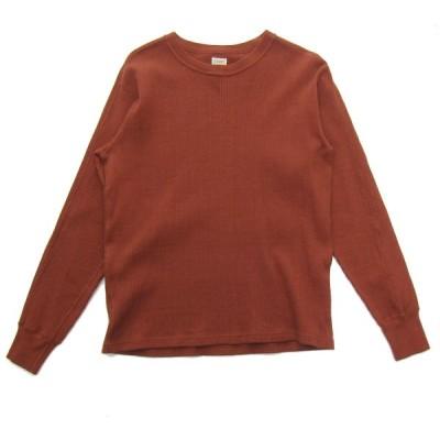 PHIGVEL SWEDISH RIB TOP Tシャツ ブラウン サイズ:36 (三宮店) 200510