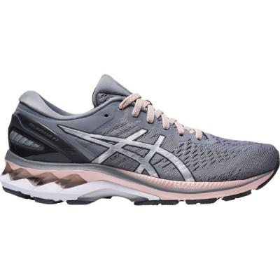 アシックス ASICS レディース ランニング・ウォーキング シューズ・靴 GEL-Kayano 27 Sheet Rock/Pure Silver