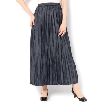 【テチチ/Te chichi】 ランダムプリーツスカート