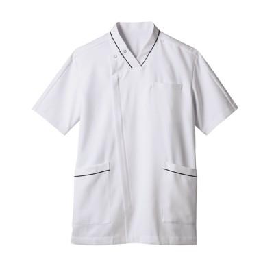 MONTBLANC 72-1309 スクラブ(半袖)(男性用) ナースウェア・白衣・介護ウェア