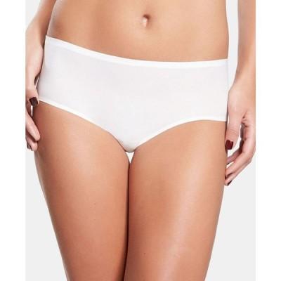 シャントル Chantelle レディース ショーツのみ インナー・下着 Soft Stretch One Size Seamless Hipster Underwear 2644 Ivory (Nude )