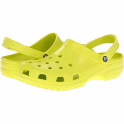 クロックス Crocs レディース クロッグ シューズ・靴 Classic Clog Citrus