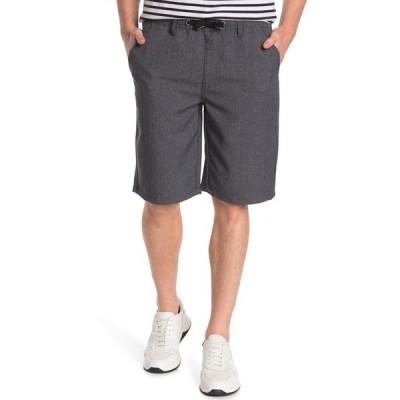 イズキール メンズ カジュアルパンツ ボトムス Tracker Shorts DKCR