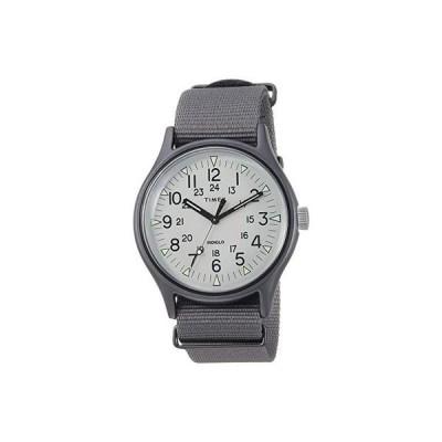 タイメックス MK1 Aluminum 3-Hand メンズ 腕時計 時計 カジュアルウォッチ Silver/Grey