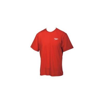 スピード(speedo) Tシャツ メンズ SD14T01 レッド RE