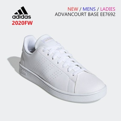 新学期応援価格 アディダス ADVANCOURT BASE メンズ レディース スニーカー EE7692 adidas 靴 通学 学生