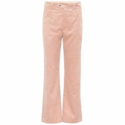 イザベル マラン Isabel Marant レディース ボトムス・パンツ Meero corduroy pants Light Pink