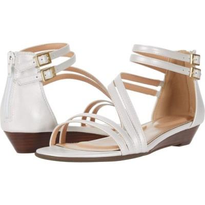 ロックポート Rockport レディース サンダル・ミュール シューズ・靴 Total Motion Zandra Asym Ankle White