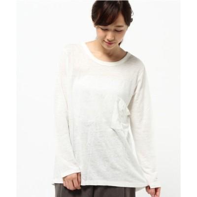 tシャツ Tシャツ ラミービッグポケットTシャツ