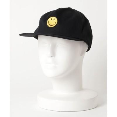 帽子 キャップ MANASTASH/マナスタッシュ SMILE CAP for BEAVER スマイルキャップ 別注