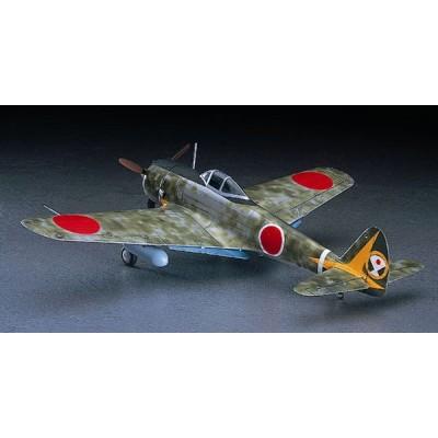 1/48 中島 キ43 一式戦闘機 隼 II型 後期型 プラモデル(再販)[ハセガワ]《08月予約》