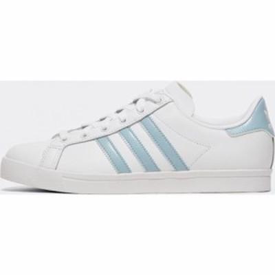 アディダス adidas Originals レディース スニーカー シューズ・靴 Coast Star Trainer Footwear White/Ash Green/Footwear White