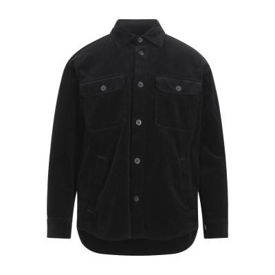 カーハート CARHARTT シャツ ブラック S コットン 100% シャツ