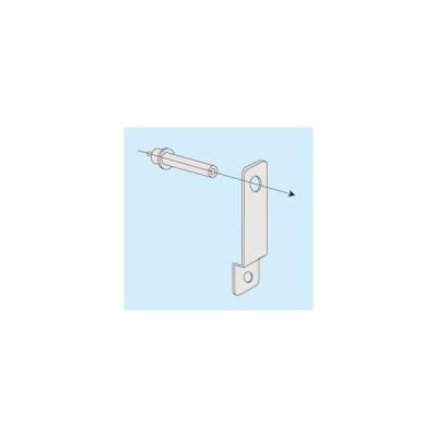 【直送品】 サカエ オプション壁面固定金具 SKS-WK (520095)