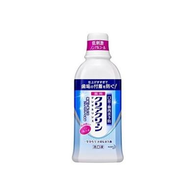 クリアクリーン 薬用デンタルリンス ノンアルコール 洗口液 600mL