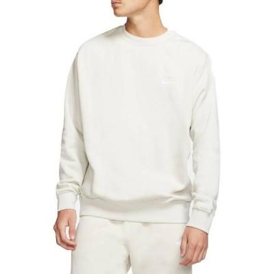 ナイキ メンズ パーカー・スウェット アウター Nike Men's Sportswear Club Crewneck Sweatshirt