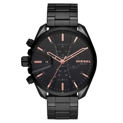 彼氏 メンズ 男性 10代 20代 30代 ギフト ディーゼル 腕時計 MS9 ブラック ブレスレット