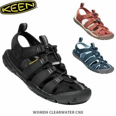 送料無料 KEEN キーン サンダル レディース クリアウォーター シーエヌエックス WOMEN CLEARWATER CNX KEE0013 国内正規品