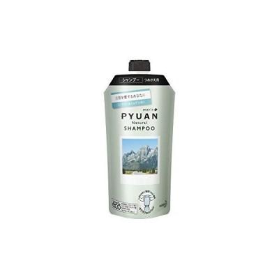 PYUAN(ピュアン) メリットピュアン ナチュラル (Natural) ミンティー&ミュゲの香り シャンプー つめかえ用 340ml シリ