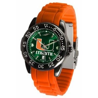 マイアミハリケーンFantomスポーツシリコンメンズ腕時計