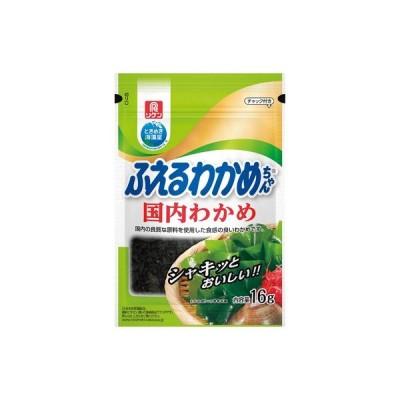 リケン ふえるわかめちゃん 国内 16g まとめ買い(×10)