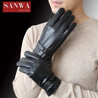 本革手袋 メンズ グローブ レザーグローブ レザー手袋 glove 防寒 バイク手袋 バイクグローブ レーシンググローブ