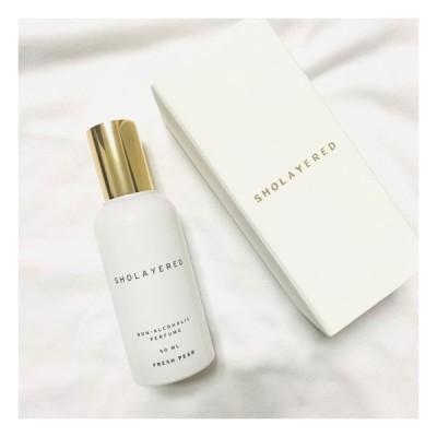 香水 SHOLAYERED Non-Alcoholic Perfume|ノンアルコールパフューム  お気に入りメンズ ユニセックス 20代 30代 40代 50代 柑橘系 女性受