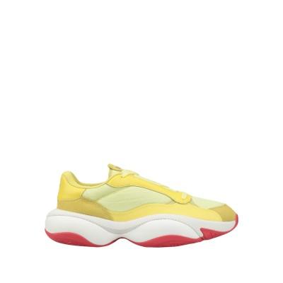 プーマ PUMA スニーカー&テニスシューズ(ローカット) イエロー 8 紡績繊維 スニーカー&テニスシューズ(ローカット)