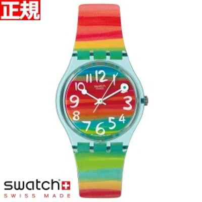 swatch スウォッチ 腕時計 メンズ レディース オリジナルズ ジェント カラー・ザ・スカイ Originals Gent COLOR THE SKY GS124