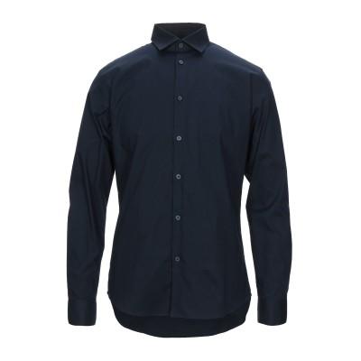 SELECTED HOMME シャツ ダークブルー XXL コットン 98% / ポリウレタン 2% シャツ