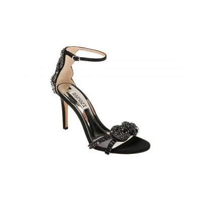 Badgley Mischka バッジリーミシュカ レディース 女性用 シューズ 靴 ヒール Zadie - Black