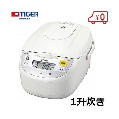 炊飯器 炊飯ジャー 1升 1升炊き タイガー JBH-G181-W 白 ホワイト