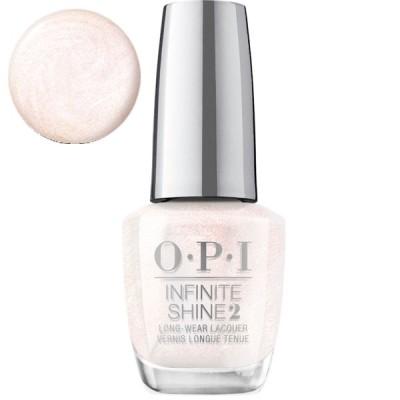 OPI INFINITE SHINE インフィニット シャイン IS-HRM36 NAUGHTY OR ICE(ノティー オア アイス?) 15ml ネイル ホリデー シャンパン シマー