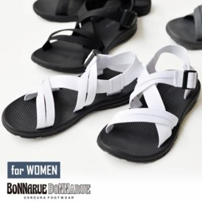 BONNARUE BONNARUE(ボナルーボナルー) BILLY SOLID スポーツサンダル 【レディース】 靴 夏 フェス